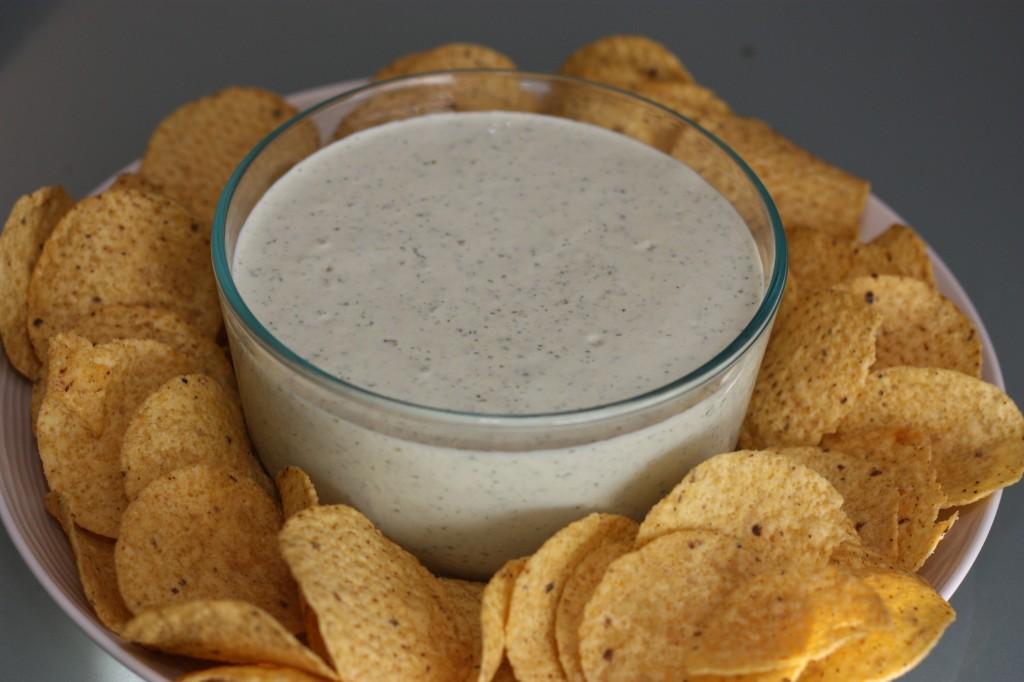 Chuy's Creamy Jalapeno recipe