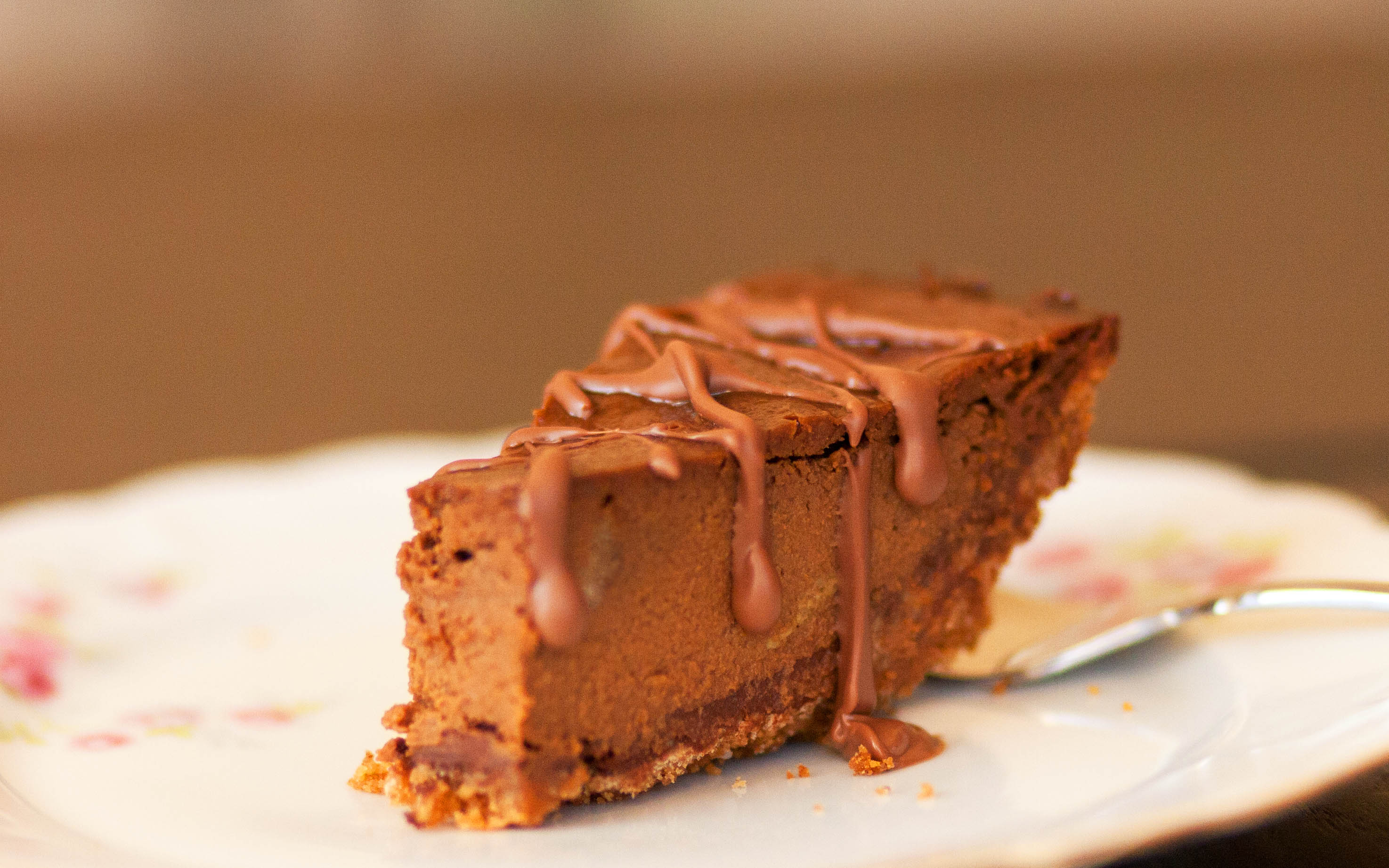 Triple Chocolate Pumpkin Pie | Who Needs A Cape?