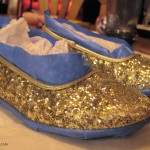 How to Re-Glitter Shoes