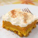 Creamy Pumpkin Crisp