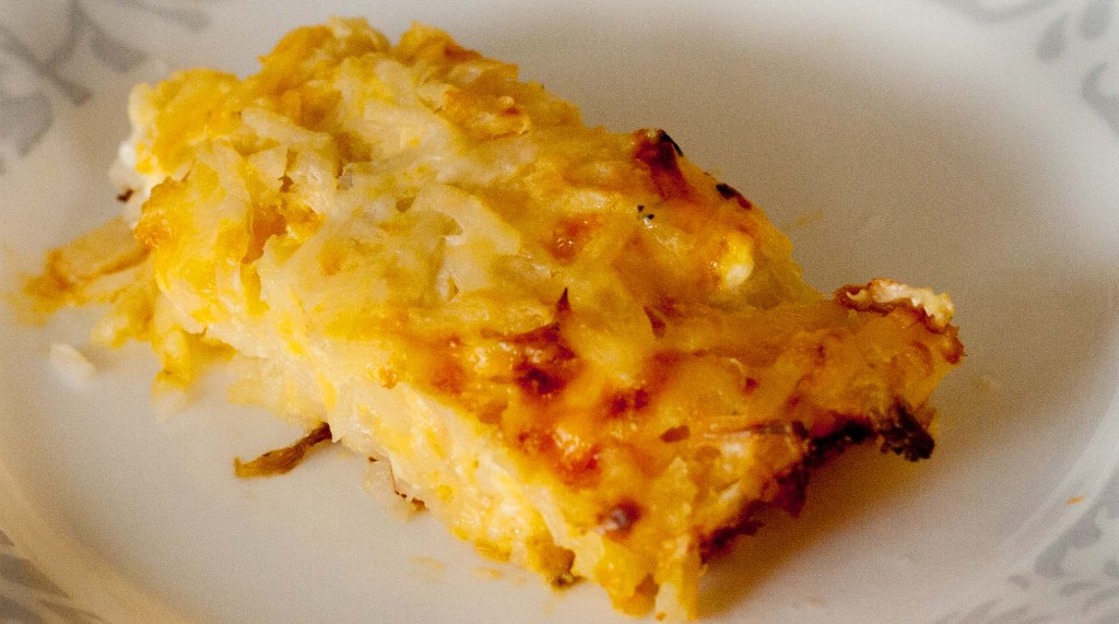Take-out Fake-out: Cracker Barrel's Hash Brown Casserole - Who Needs A ...
