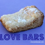 Love Bars aka Gooey Butter Bars