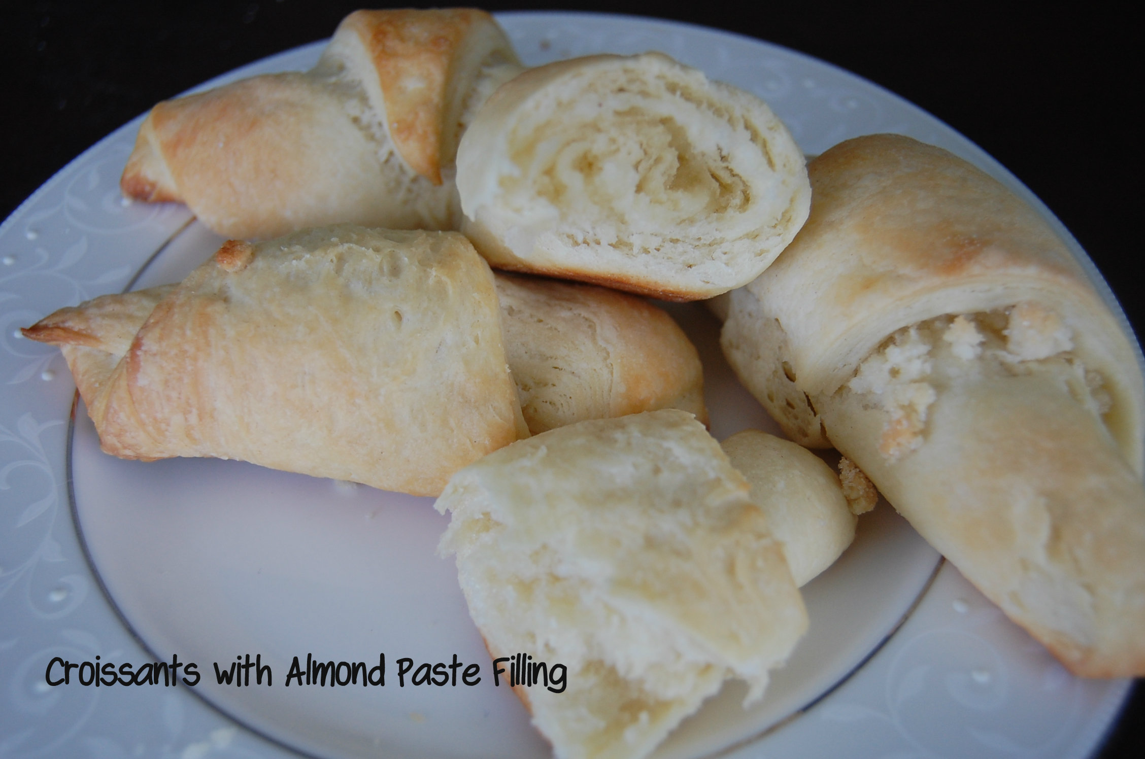 Once you've made Croissants with Almond Paste Filling you'll want them again and again. Perfect baked good for weekend brunch!