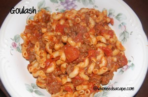 Goulash | Who Needs A Cape?