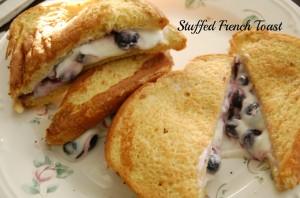 Stuffed French Toast   Who Needs A Cape?