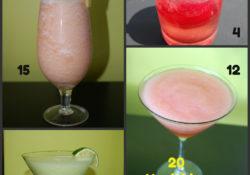 20 Healthier Cocktails