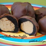 Peanut Butter Oreo Truffles No Bake Dessert