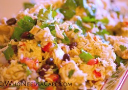 Chipotle Lime Chicken Salad