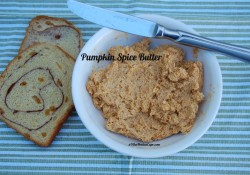 Pumpkin Spiced Butter Spread