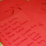 DIY Advent Calendar Activities