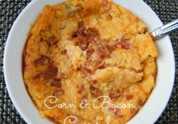 Throw Back Thursday – Corn and Bacon Casserole