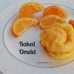 Baked Muffin Tin Omelet