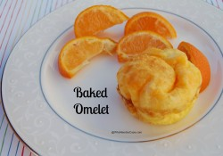 Baked Muffin Tin Omelet