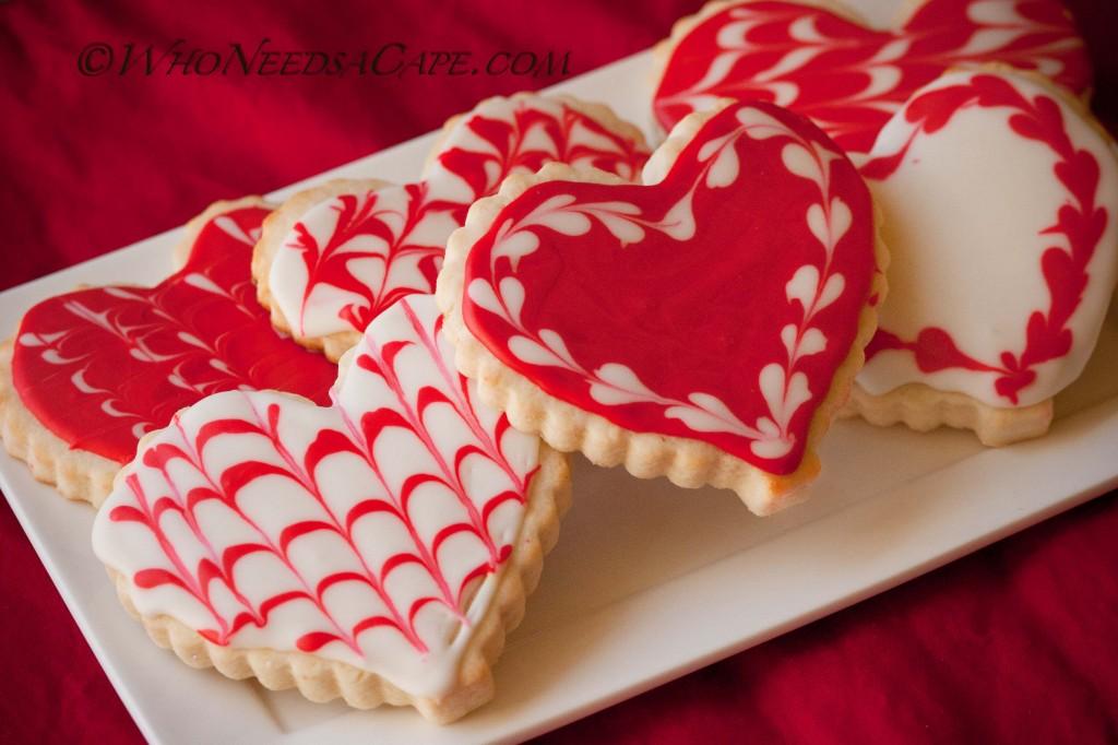Cream Cheese Glaze Cookies Who Needs A Cape