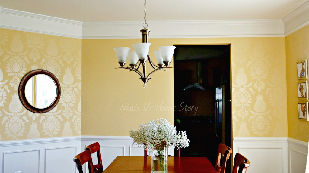 Dining Room-Whats Ur Home Story