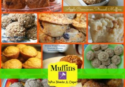 Who Needs A Cape? Muffin Collection | Who Needs A Cape?