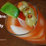 Cilantro Lime Bloody Mary