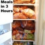 30 Freezer Meals