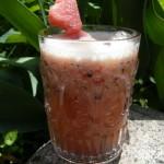 Fruity Agua Fresca Beverage