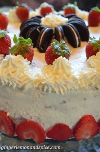Cheese & Cream Cake 1