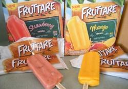 Summertime Refreshment with Fruttare Bars