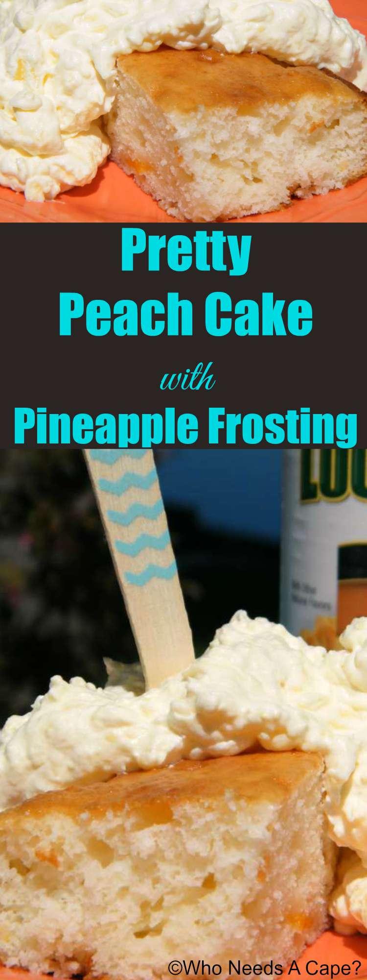 Peach Pie Using Cake Mix And Cream Cheese