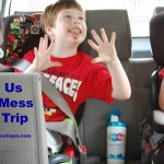 Show us Your Mess Road Trip with Wet-Nap
