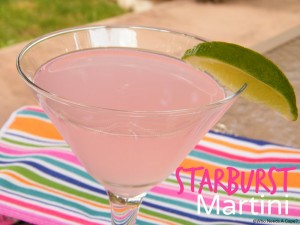 Starburst Martini | Who Needs A Cape?