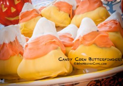 Candy Corn Butterfingers