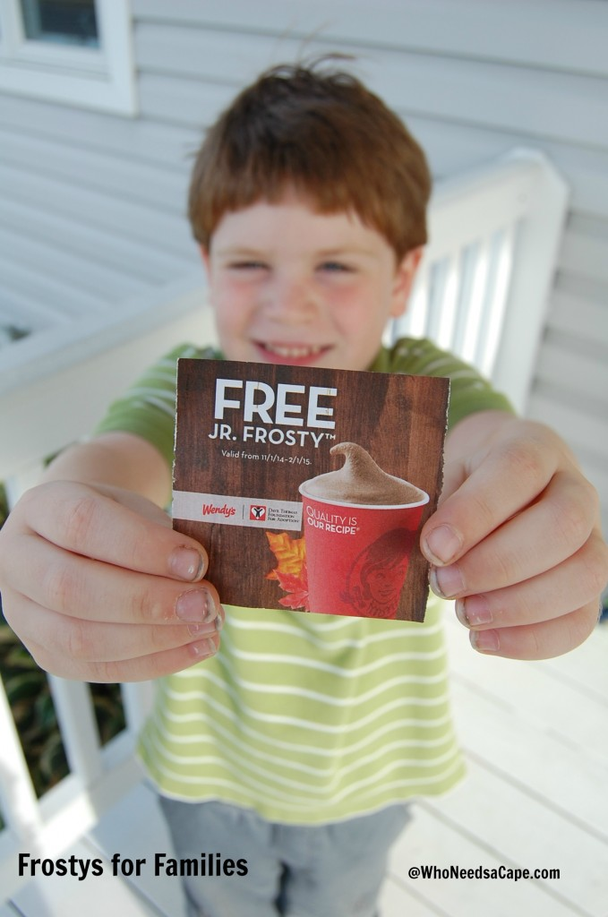 Frostys for Families