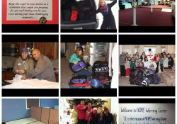Project Backpacks & Blankets for the Homeless