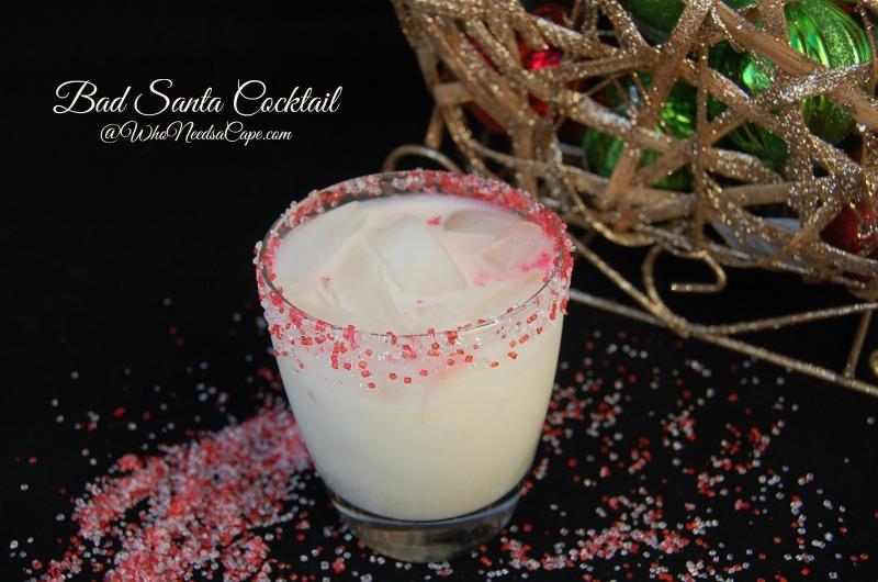 Bad Santa Cocktail