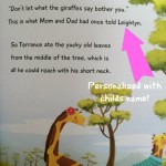 Terrance the Giraffe Book Review and Giveaway