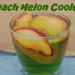 Peach Melon Cooler
