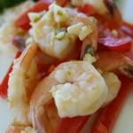 Serrano Lemon Shrimp