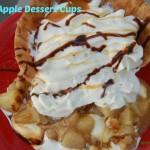 Wicked Apple Dessert Cups