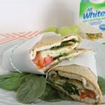 Spinach & Feta Wraps