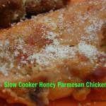 Slow Cooker Honey Parmesan Chicken