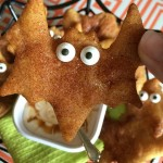 Halloween Sopapilla Crescents® with Creamy Caramel Dip
