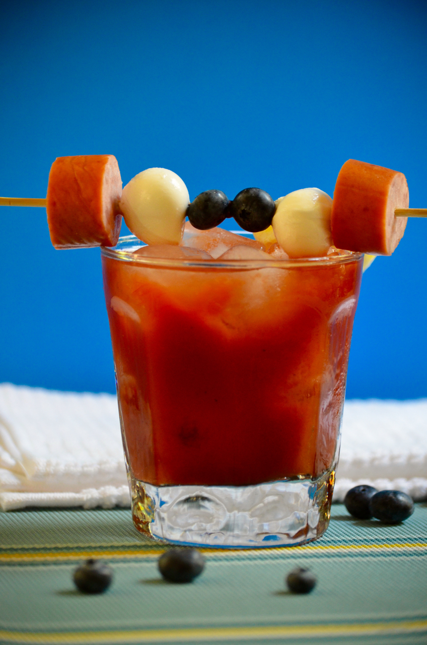 Are you ready for some NCAA football? We have 2 perfectly paired NCAA Football Bloody Mary Recipes for your tailgating or game viewing parties.