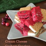 Cream Cheese Graham Cracker Sandwiches