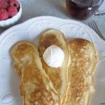 Pancake Bacon Dippers