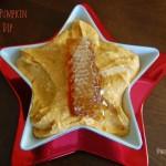 Honey Pumpkin Dessert Dip