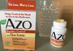 Try AZO Bladder Control™ with Go-Less® for Natural Bladder Control Help. An issue many women deal with, find out how this product can naturally help.