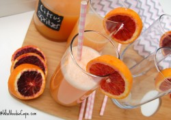 Boozy Citrus Spritzer