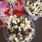 Movie Snack Chocolate Cashew Popcorn