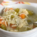 Homestyle Slow Cooker Chicken Noodle Soup