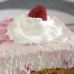 Raspberry Cream Cheese Dessert