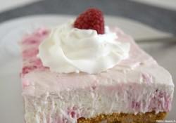 Raspberry Cream Cheese Dessert