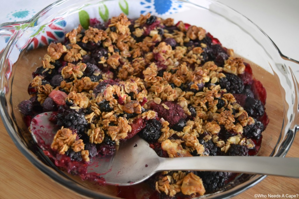 Need dessert in a pinch? This wonderful 3 Ingredient Mixed Berry Cobbler will come to the rescue. Big on flavor and oh so simple to prepare.